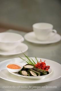 Hotel Mulia Senayan, Jakarta_The Café_Otak-Otak