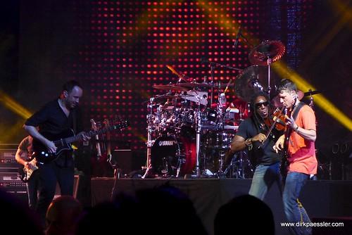 Dave Matthews Band at Jones Beach Theater (June 25/26th 2013) by Dirk Paessler