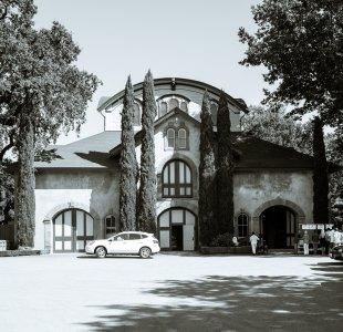 Venue - Charles Krug, St. Helena