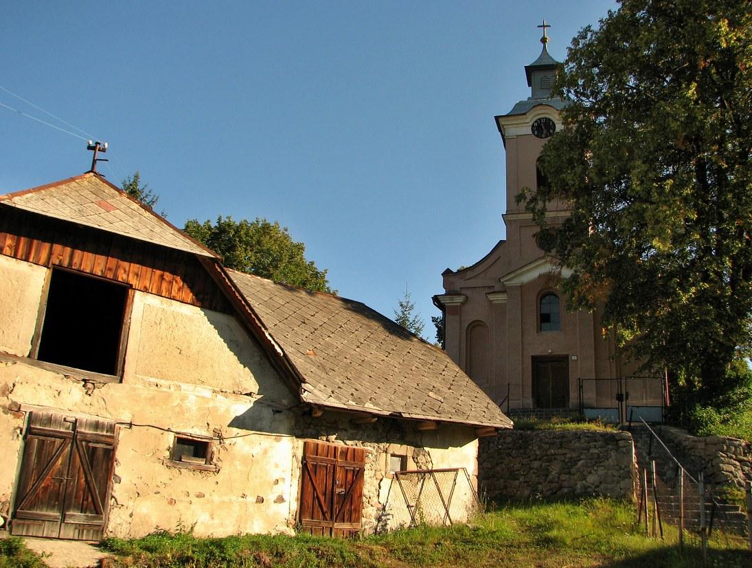 Evanjelický kostol v Čelovciach
