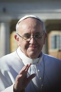 Pope Francecso I