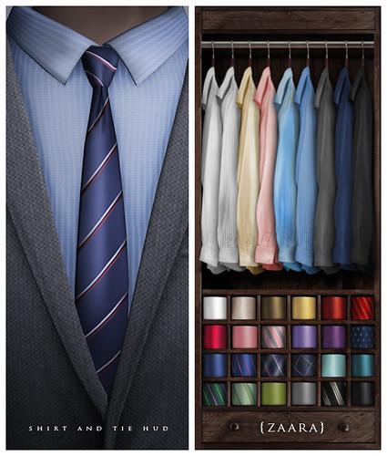 Zaara : Classic suit HUD