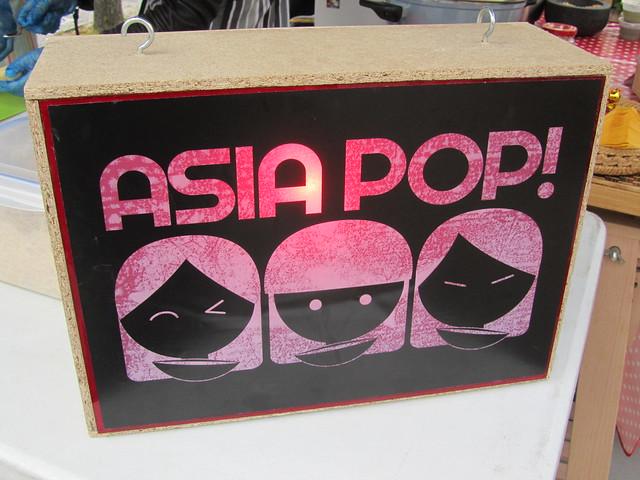 Asia Pop @ StrEAT