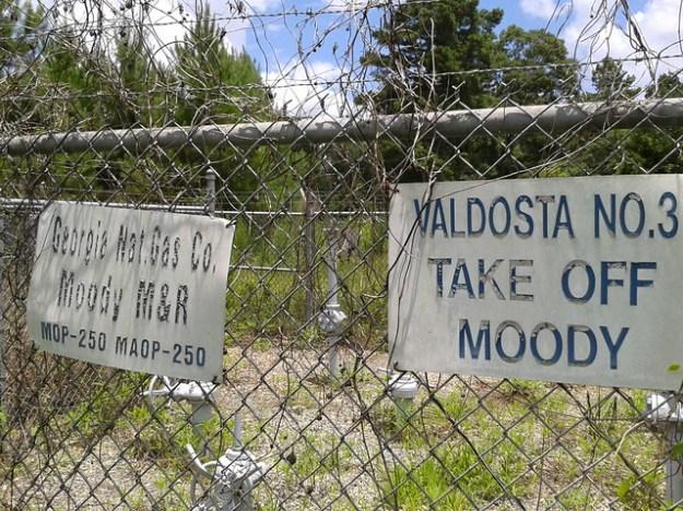 Valdosta No 3. Take Off Moody