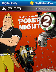Poker Night 2 on PS3