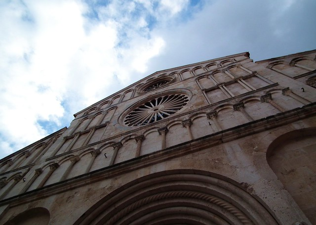 Cathedral of St. Anastasia - Zadar, Croatia