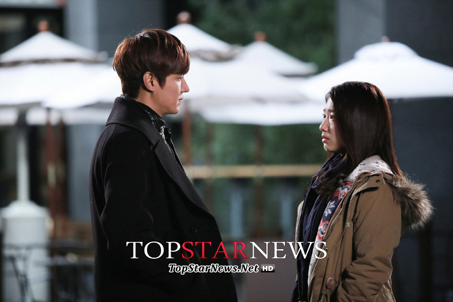 drama news lee min ho and park shin hye �double dizzy