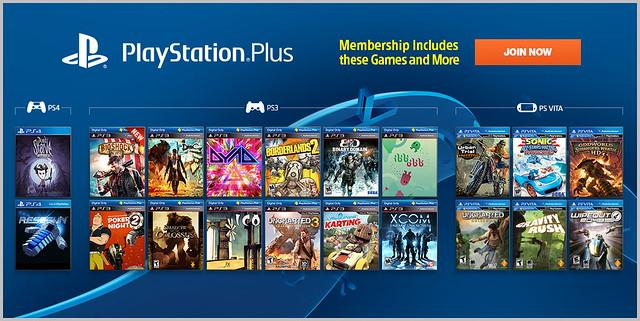 PlayStation Plus Update 1-14-2014