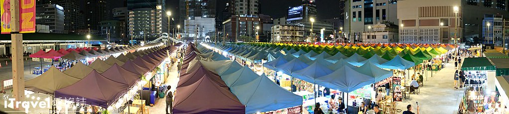 曼谷城中霓虹夜市 Talad Neon Downtown Night Market (38)