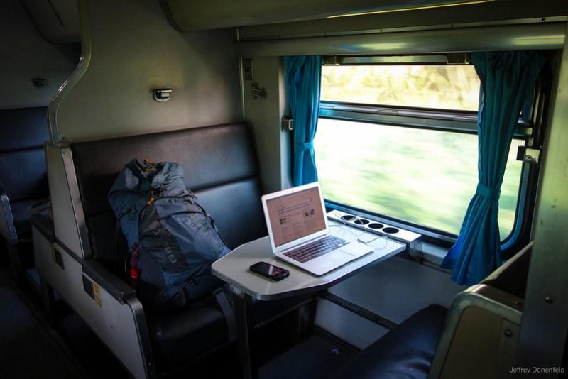 train computer