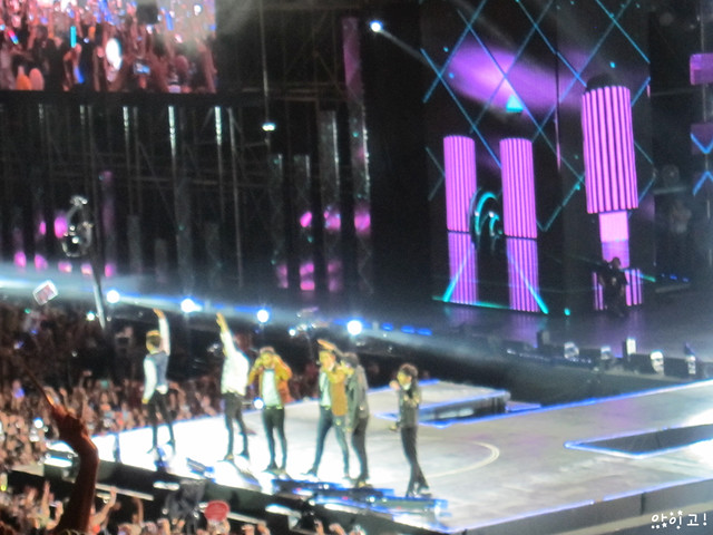 Super Junior @ Music Bank Jakarta
