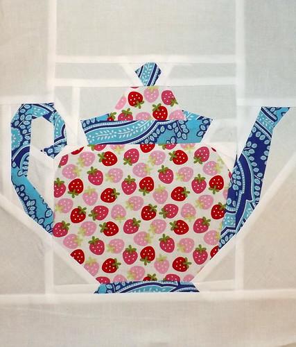 Elegant Teapot