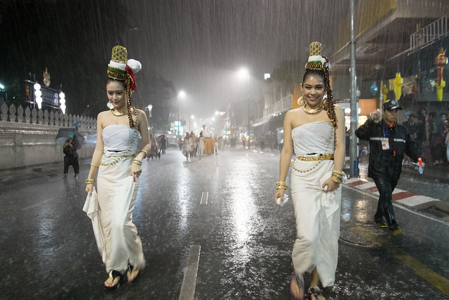 Big Krathong Day parade
