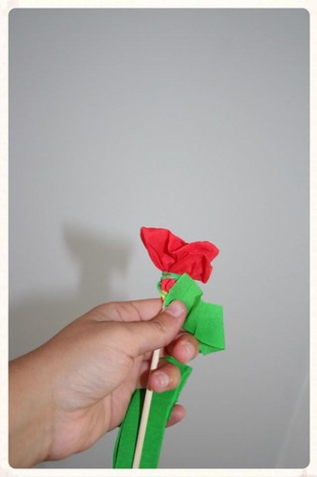 bloemen maken 4