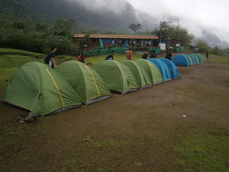 Prabalgad Valley Camping