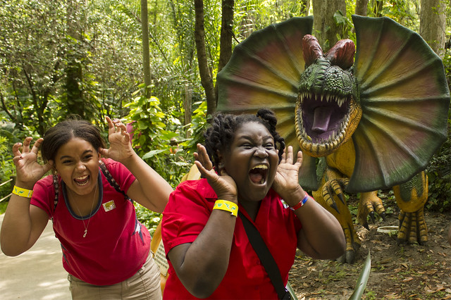 Dinosaur World Offers Florida Resident Special