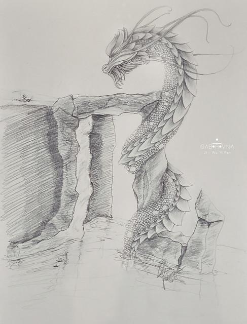 Ji - inspired by: Wu Yi Fan