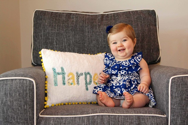 Harper at 11 months