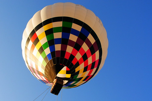 Hot Air Balloon 019r