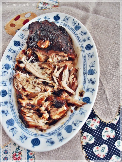 Friptura porc in slow cooker