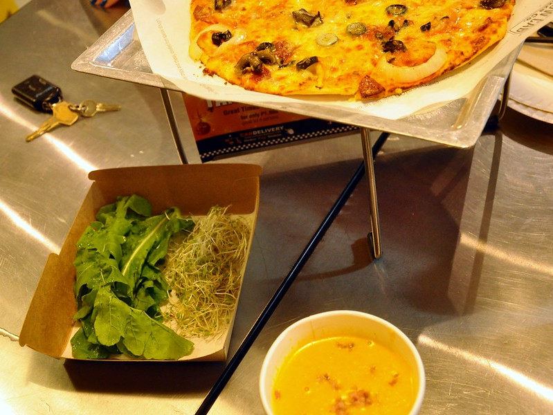 Yellow Cab Meal