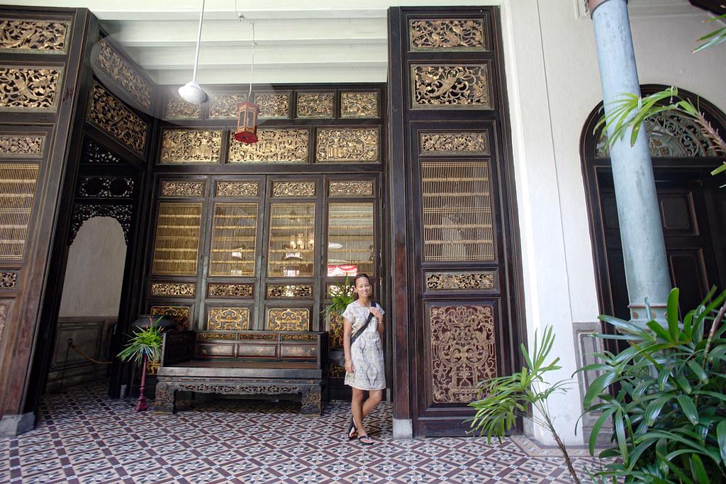 Pinang Peranakan Mansion.