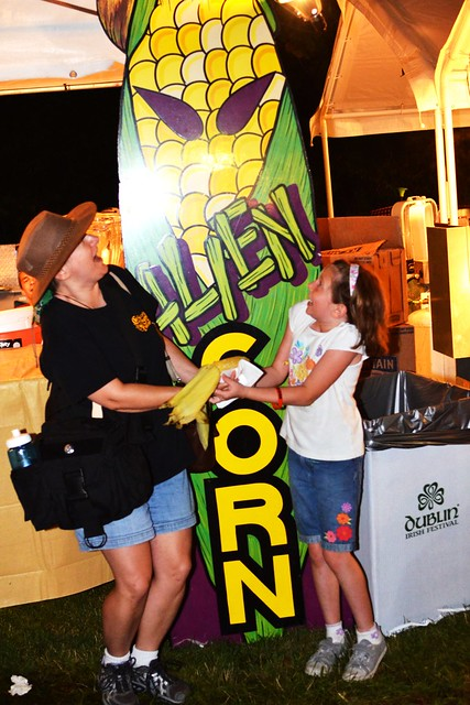Eeeeeek! Alien Corn