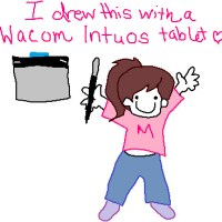 WACOM INTUOS PEN TABLET IN MY HANDS RIGHT NOW