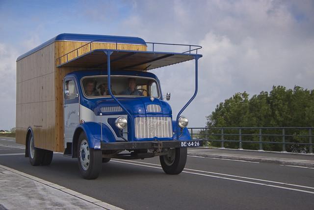 Steyr 380K Diesel 1952 (5693)
