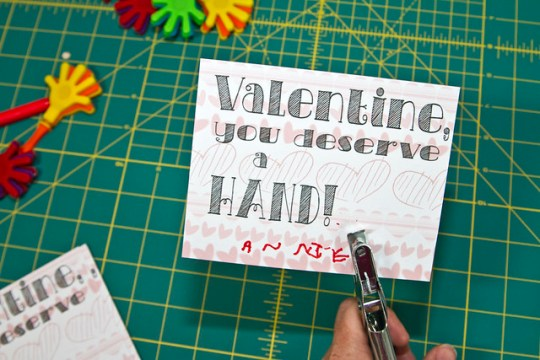 No-Candy Valentines