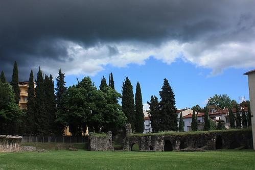 2 Roman Amphitheatre in Arezzo