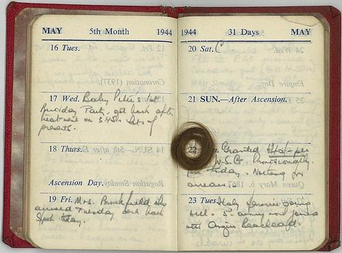 Diary of B. S. Astardjian (1944)
