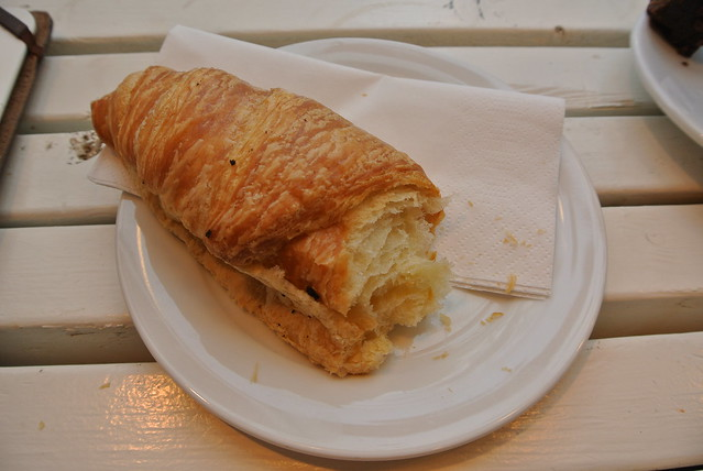 Croissant from Papadeli