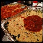 A final layer of #Cavatelli and #SundayGravy