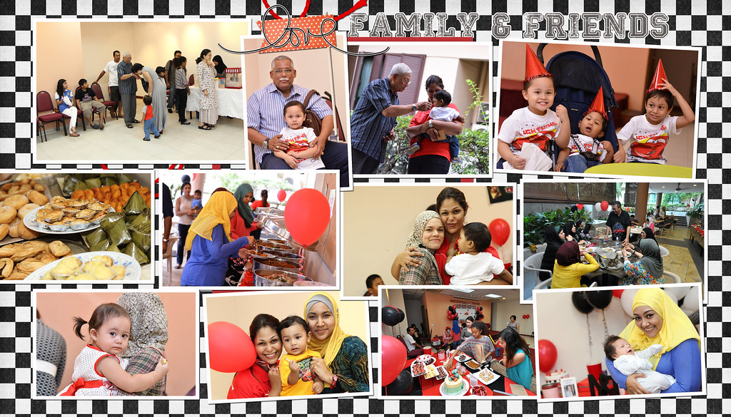 Nayef turns 1 & Thaqif turns 3