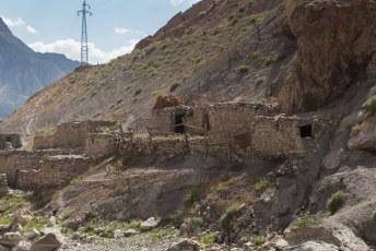 Vanuit Doesjanbe zouden we met expats een trekking doen. Maar onderweg raakten we ze kwijt.