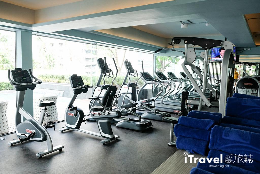 诺富特曼谷素坤逸酒店 Novotel Bangkok Sukhumvit 20 (58)