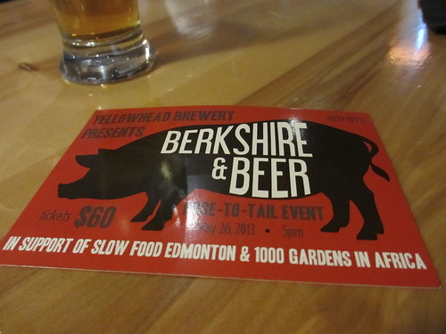 Berkshire & Beer