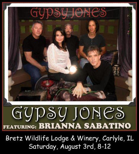 Gypsy Jones 8-3-13