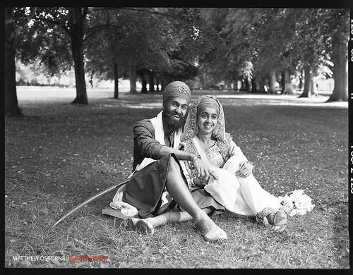 Contax 645 B&W Wedding Photography by MatthewOsbornePhotography_
