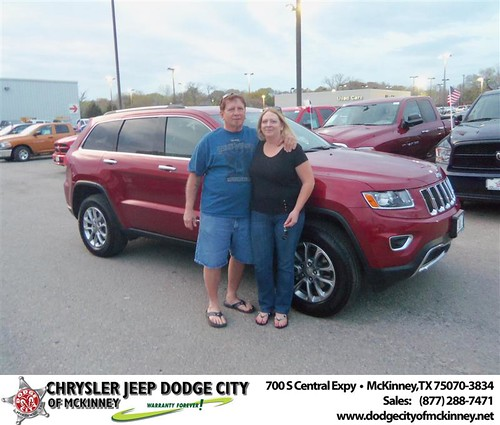 Happy Birthday to Jennifer Chandler from  Joe Ferguson  and everyone at Dodge City of McKinney! by Dodge City McKinney Texas