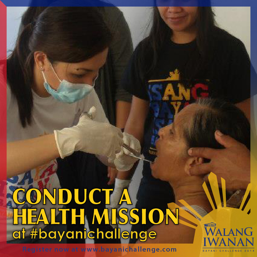 Bayani Challenge 2014: Social Media Cards