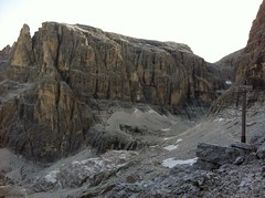 Wegweiser Alpinisteig