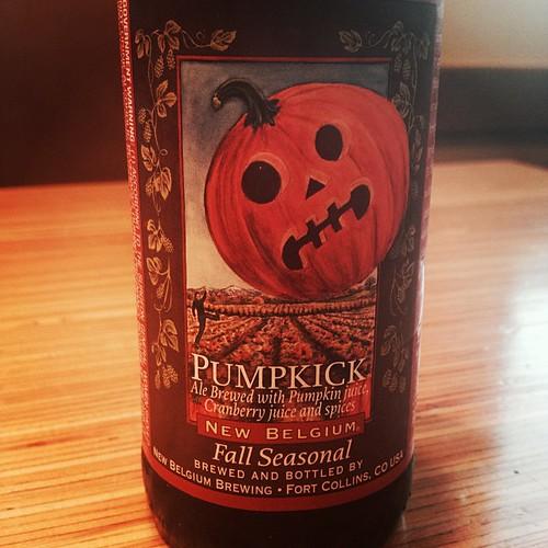 Pumpkick Beer? by @MySoDotCom