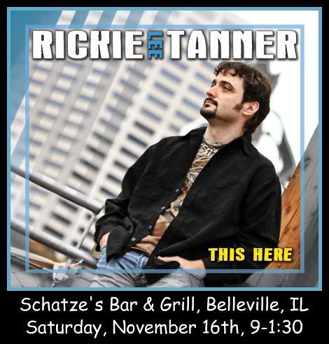 Rickie Lee Tanner 11-16-13