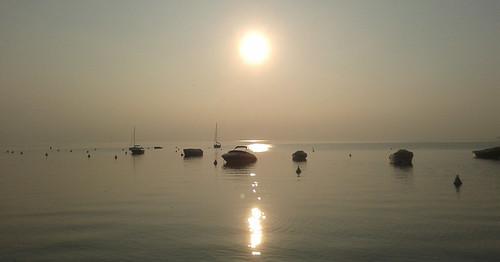 Lago di Garda a settembre