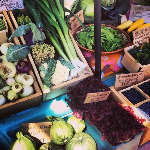 Farmers Market Fairhaven WA by @MySoDotCom