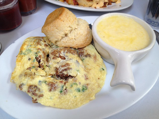 Hangtown fry - Brenda's French Soul Food