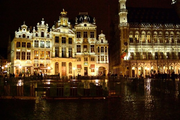 Guildhalls at the Grand Place / Grote Markt  | Brussels, Third Time's a Charm | No Apathy Allowed