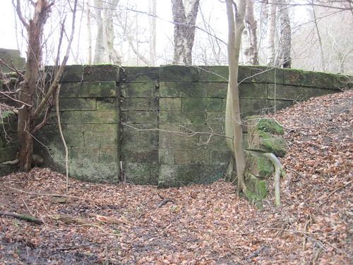 Ruined Weir, Kildale